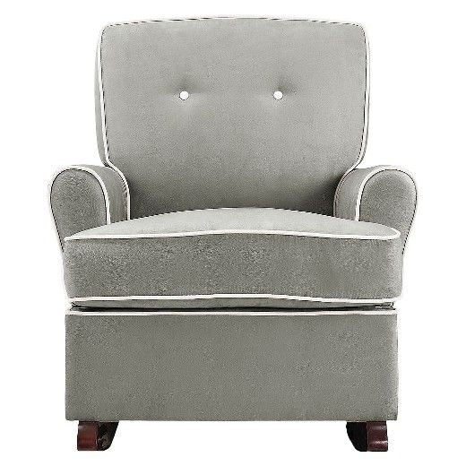Baby Relax Tinsley Upholstered Rocking Chair : Target | Anni Party ...