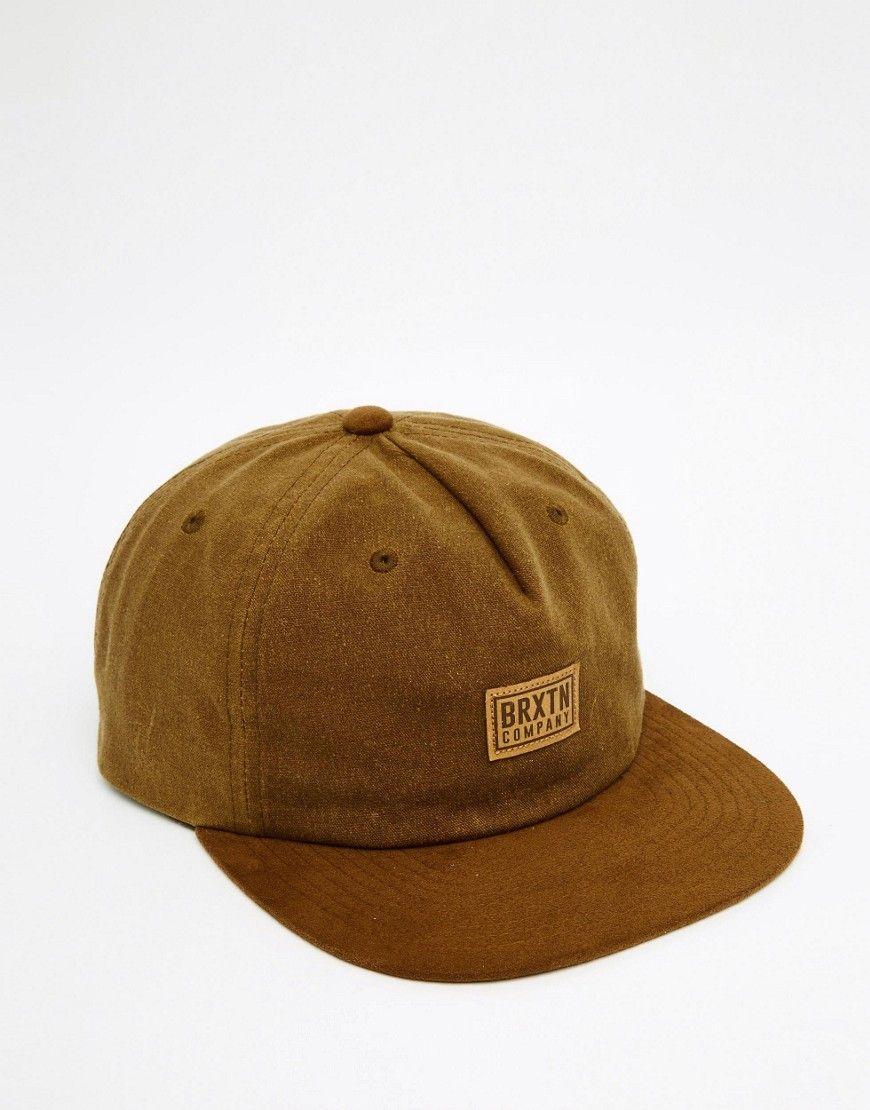 bec51b77 Brixton+Quint+Adjustable+Cap | My Style | Mens fashion, Fashion, Cap