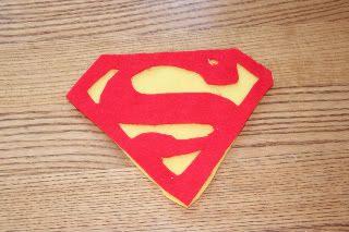 boys superman costume - halloween