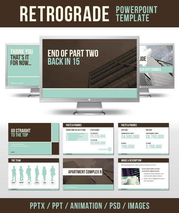 presentation design layout inspirational presentation design