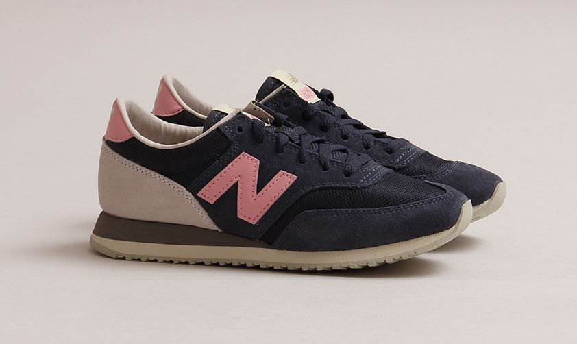 new balance 620 black and pink