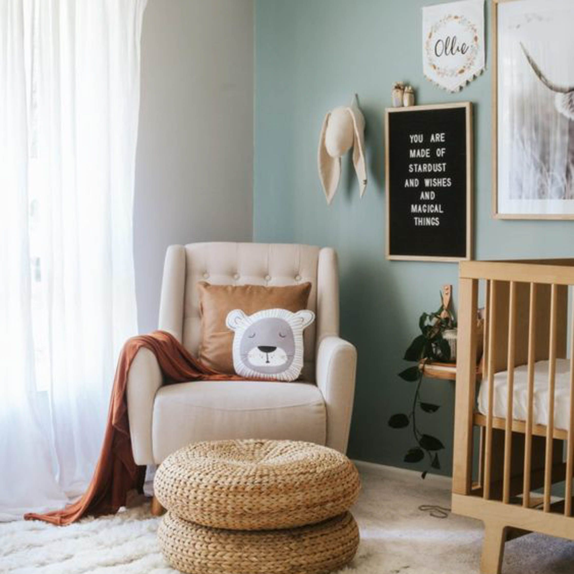 Here S What S Trending In The Nursery This Week Project Nursery Nursery Baby Room Baby Boy Rooms Baby Room Decor