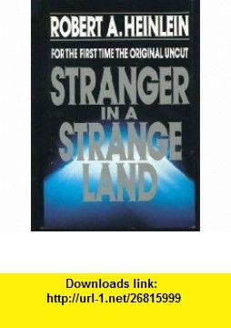 Stranger in a strange land uncut version robert a heinlein books fandeluxe Choice Image