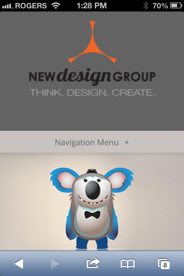 Responsive website design company Toronto