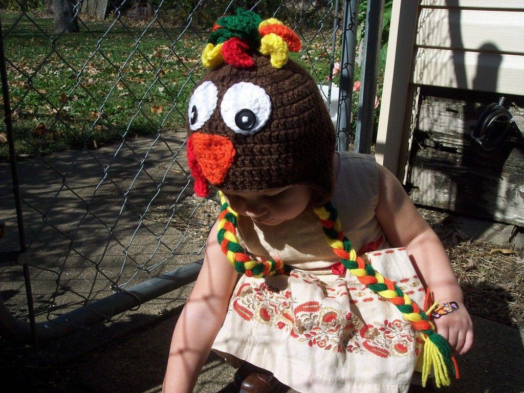 Free crochet pattern for toddler turkey hat crochet pinterest free crochet pattern for toddler turkey hat bankloansurffo Gallery