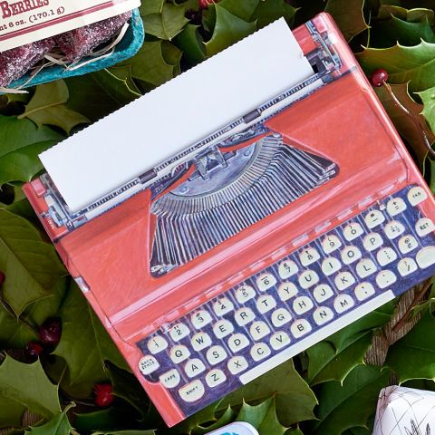 60+ Sweet Stocking Stuffers Your Family Will Love | Typewriters