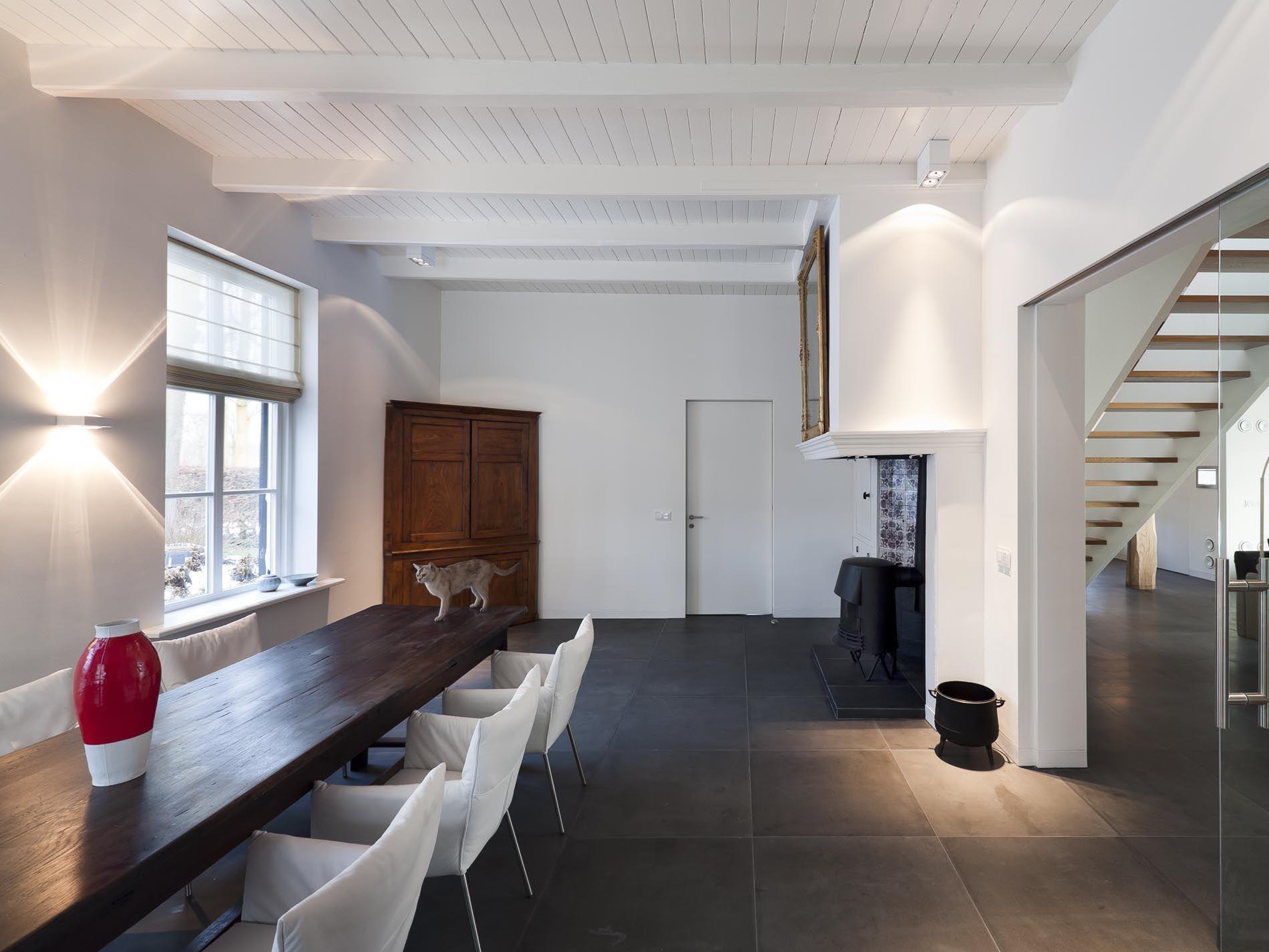 Moderne langgevelboerderij google zoeken interior dining