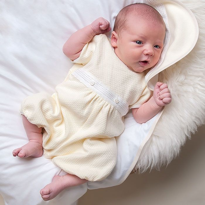 Baby Boy Jumpsuit Luke Newborn Collection Cute