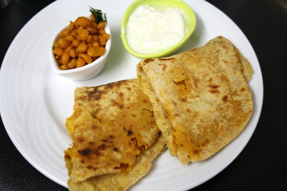 Besan ki masala roti rotis indian breakfast and chapati besan ki masala roti forumfinder Gallery
