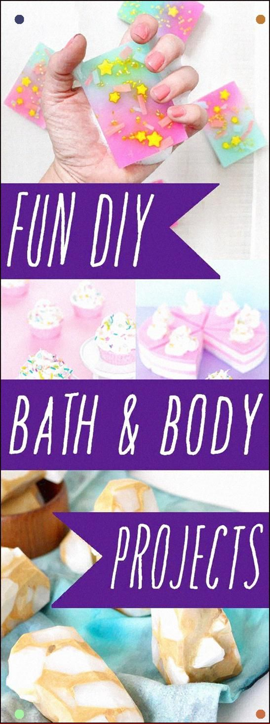 Ten Too Fun Diy Shower And Body Ventures You Can Make This End Of
