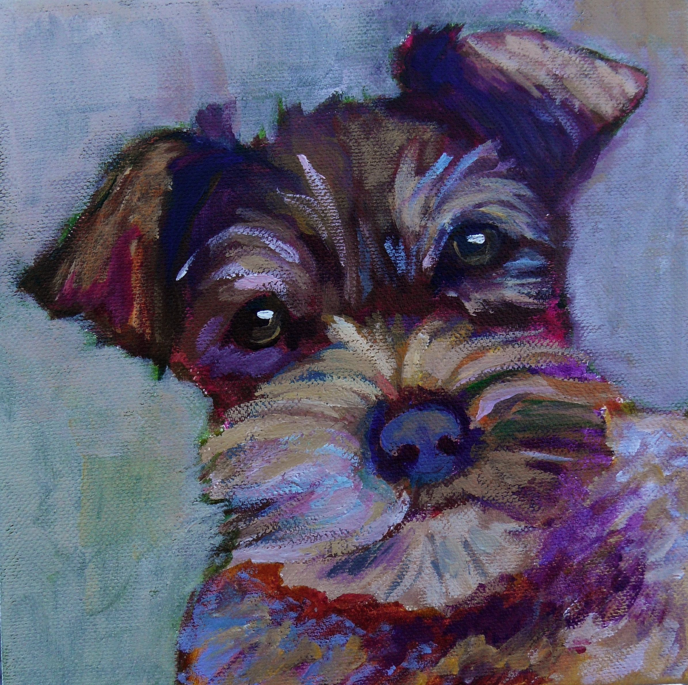 A Wonderful Painting By Lacy Fisher Animal Drawings Painting