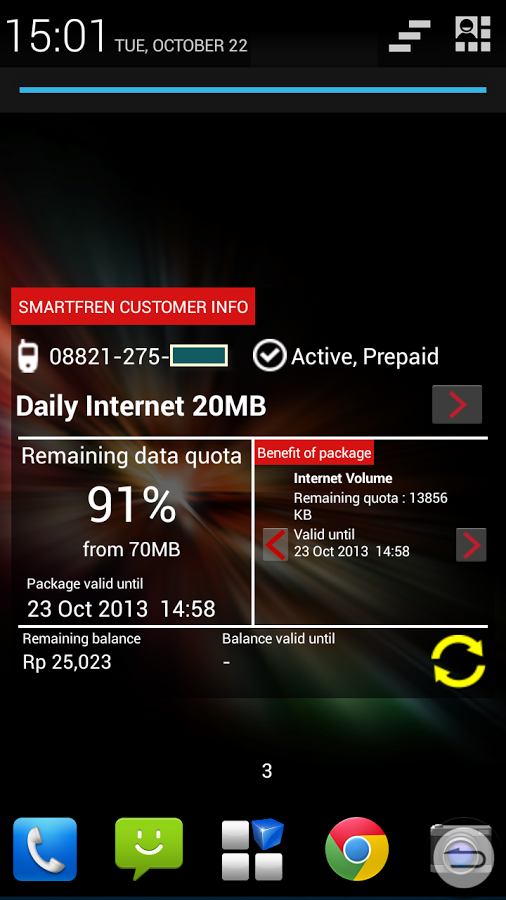 Smartfren Customer Information apk Download | Android APK Collections