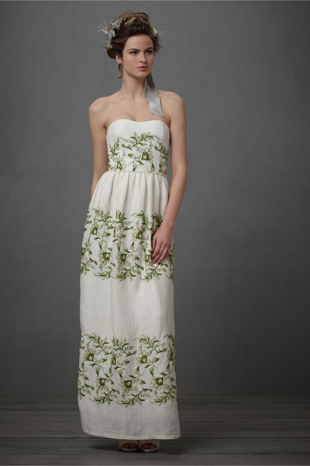 Bhldn frondescence 275 size 0 new un altered wedding bhldn frondescence 275 size 0 new un altered wedding dresses ombrellifo Gallery