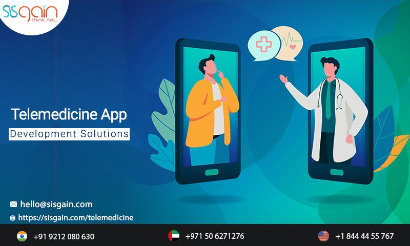 Telemedicine Application Development App development