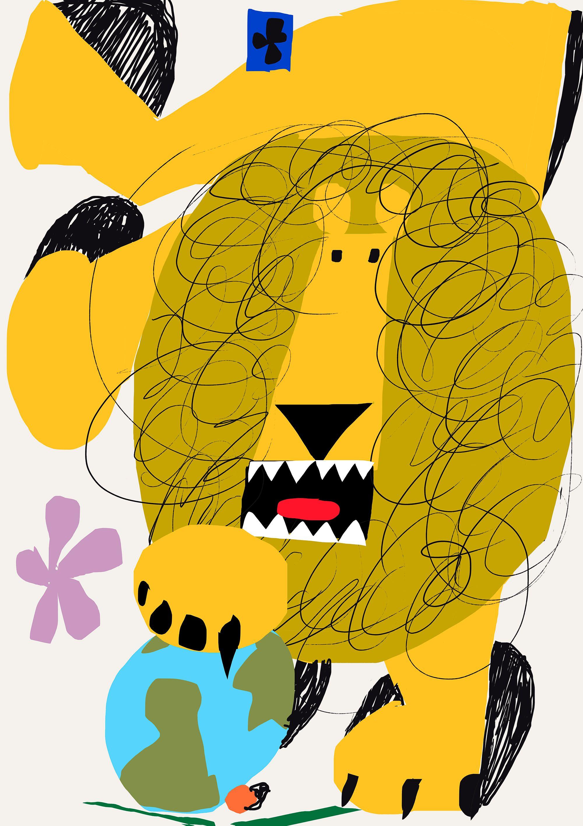 Leijona by Antti Kalevi