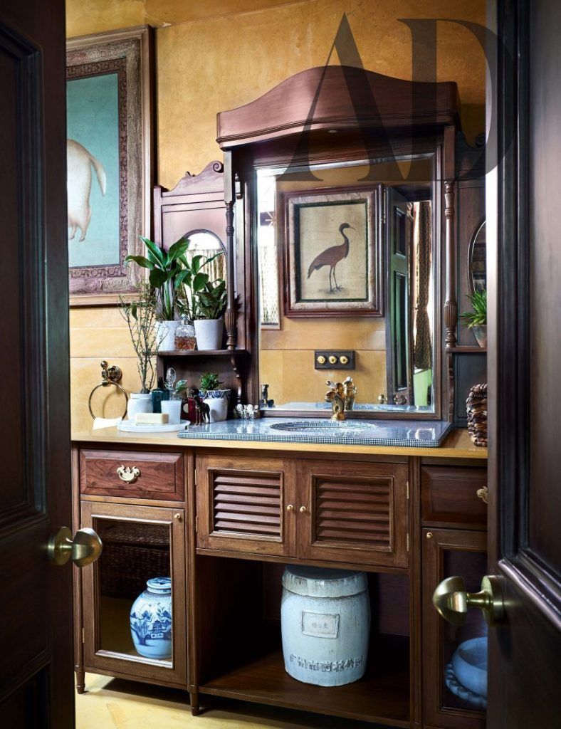 Sabyasachi Kolkata Home | Indian interior design, Bathroom ...