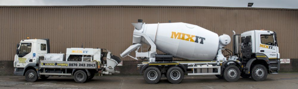 Concrete pump hire services for construction projects in essex