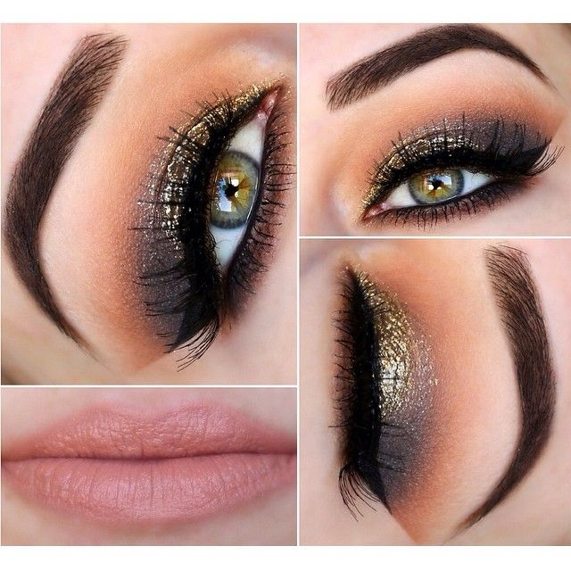 Makeup Geek Utopia Pigment Inspired By Jackie Godbold Godbold Hill Because Her Prom Tutorial Was Amazing Products Used Makeu Makeup Geek Makeup Eye Makeup