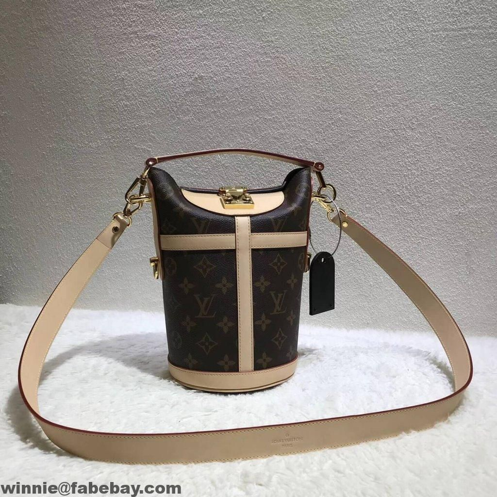 Louis Vuitton Monogram Canvas Bucket Bag 2018