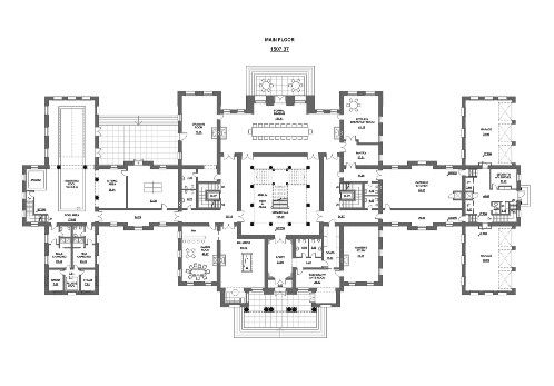 Mega Mansion Floor Plan Tips