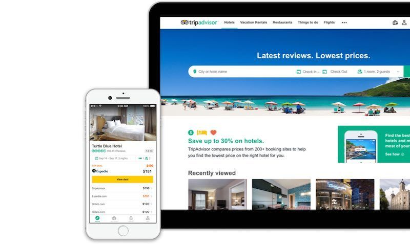 Up To 30 Trip Advisor Sale On Hotel Bookings Trip Advisor