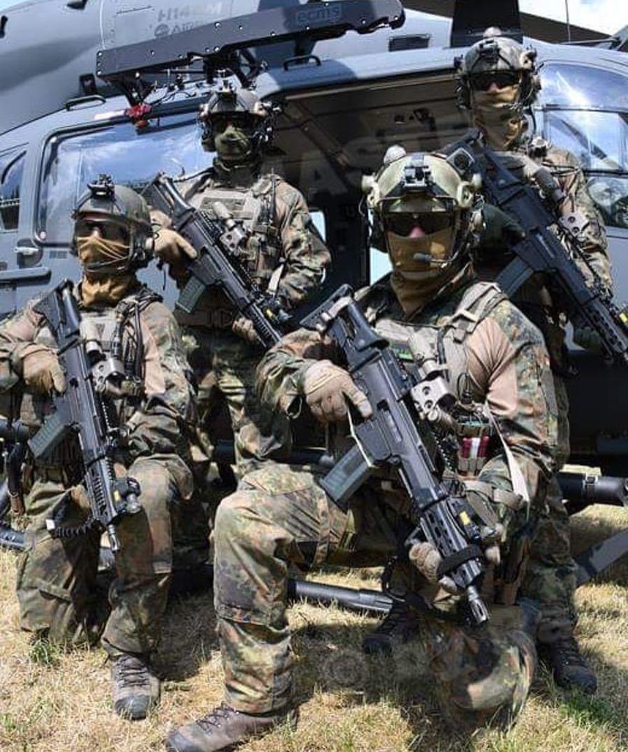 Sondereinsatzkommando Bundeswehr