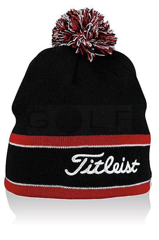 Titleist Pom Pom Winter Hat  82635fd7bf8