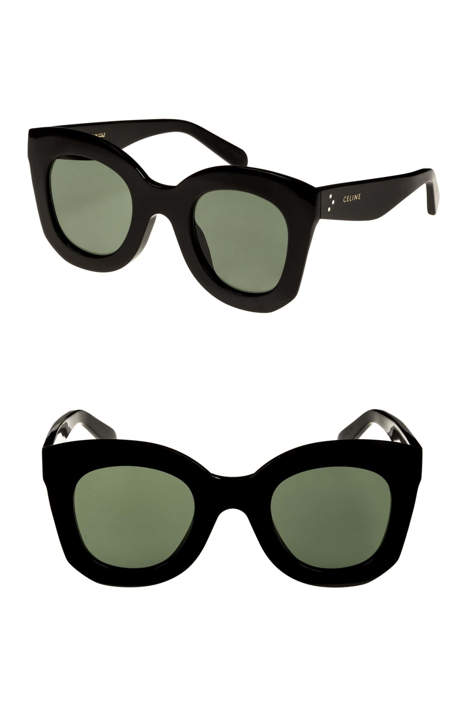 30ef14cbdf Special Fit 49mm Cat Eye Sunglasses