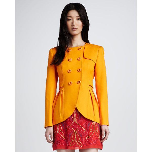Rain Jackets can be fashionable! Nanette Lepore