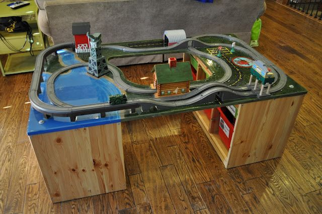 For The Train Lover Trein Tafel Lego Tafel Speelkamer