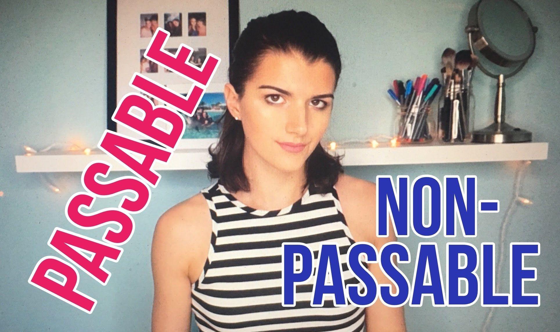 How To Be A Passable Transgender Women Trans Mtf Social Aspects Mythology