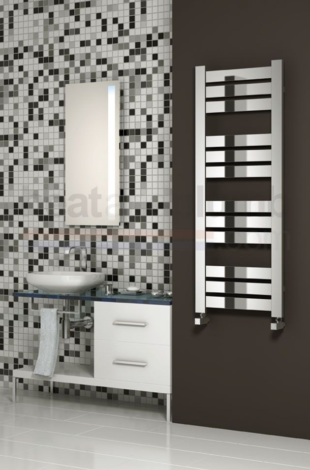 Reina Riva Laddered Towel Rail 960mm High