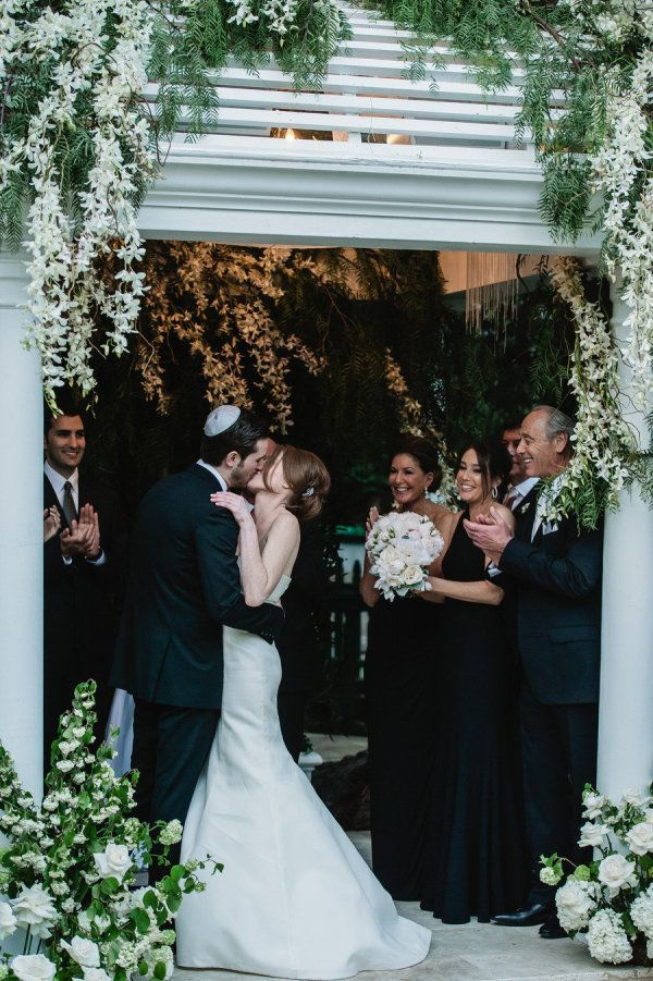 LA Wedding at Hotel BelAir from Amy and Stuart