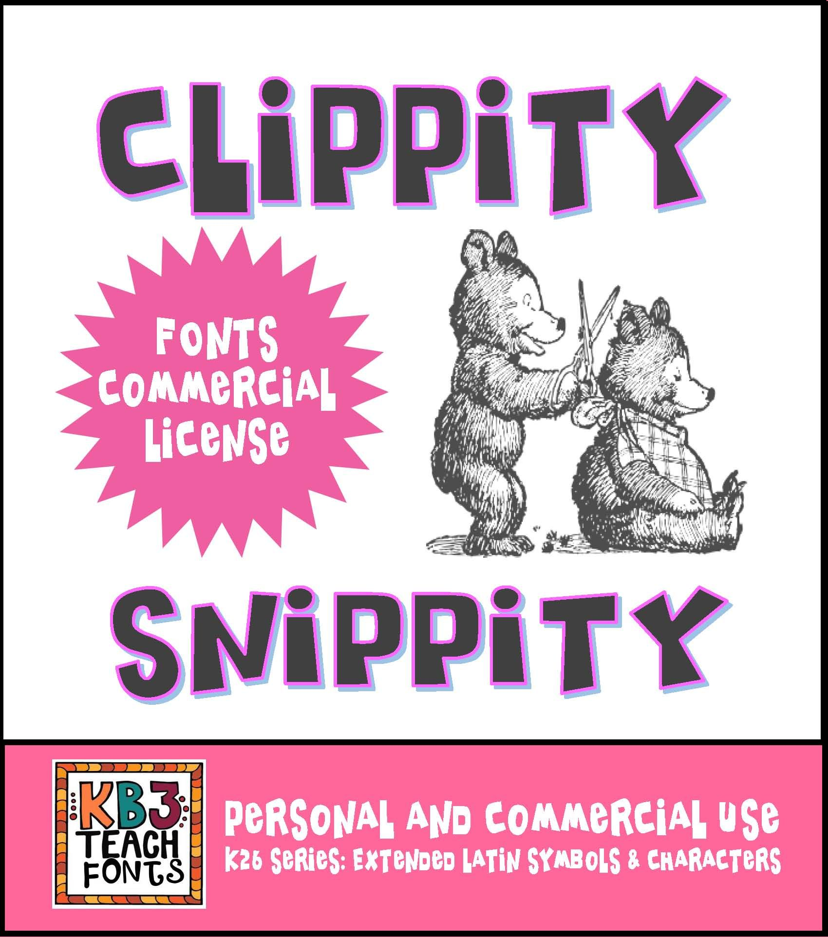 Fonts Kb3 Wacky Fonts 6 Font Pack Personal And