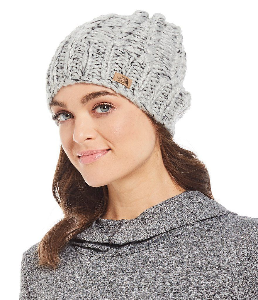 2955a37e8fe9c The North Face Ladies  Chunky Knit Beanie in 2019