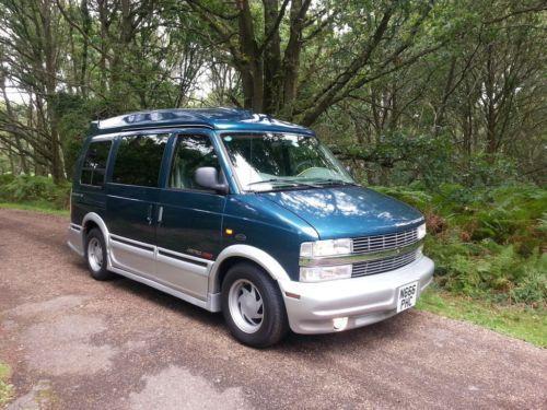 Chevrolet Astro Gmc Safari Dayvan Auto Camper American Chevy Tourin Festival Tow Ebay