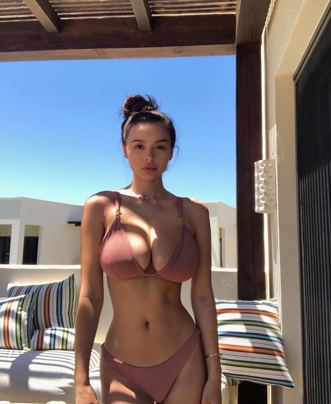 Sophie mudd is really cute and busty