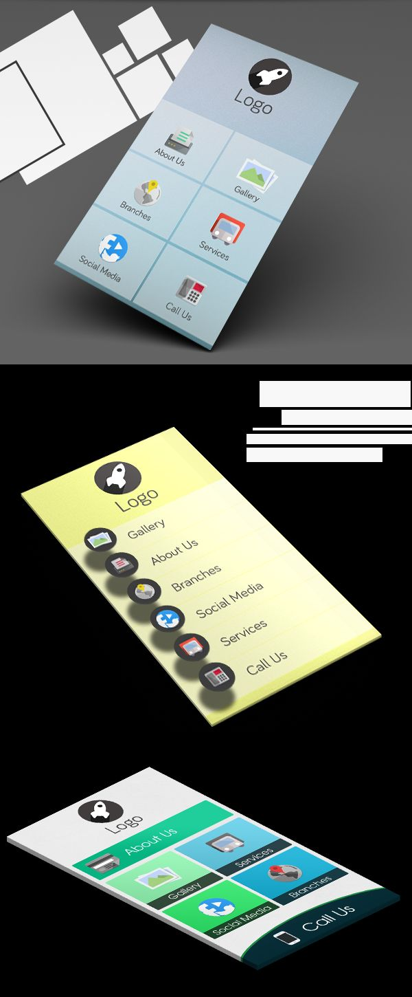 Free Mobile App Psd Templates  Design Inspiration  Tools