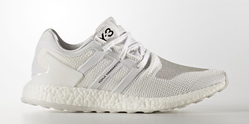 Adidas Y3 Pureboost White BY8955 | Sole Collector