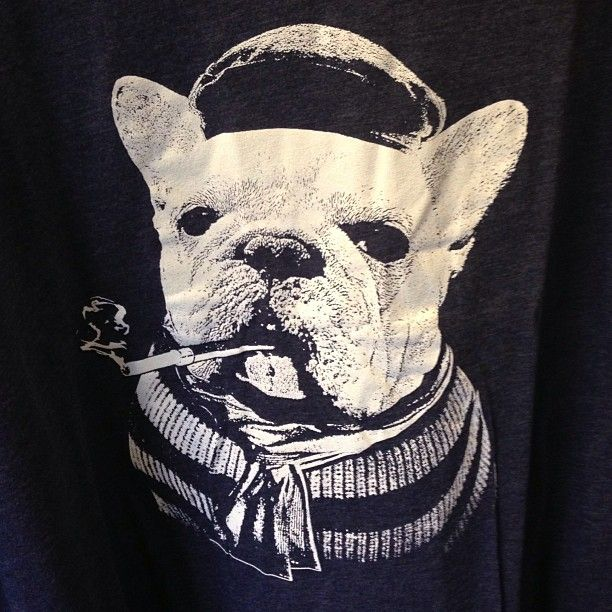 Le Frenchie!