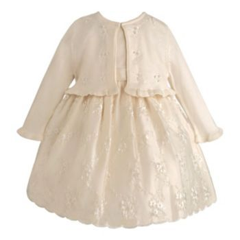 f779d050c4a4 Baby Girl American Princess Embroidered Dress