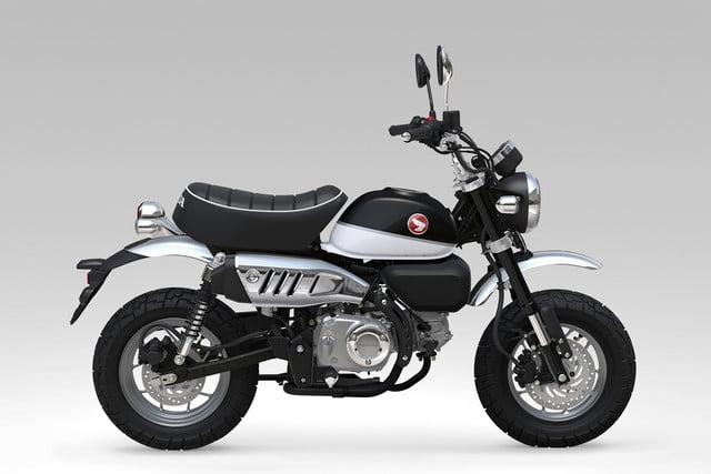Custom Painted Honda Monkey Motorcycles Google Search In 2020 Black Honda Mini Bike Honda