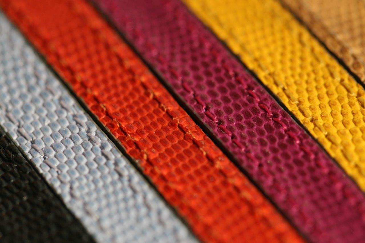 Leather bracelets by Lilou... Two-faced colourful bracelets from 61$  http://lilouparis.com/en-us/ready_made_sets #lilou #bracelet #leather #jewellery #colours