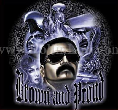 brown pride   Chicana pride   Cholo art, Chicano rap ...