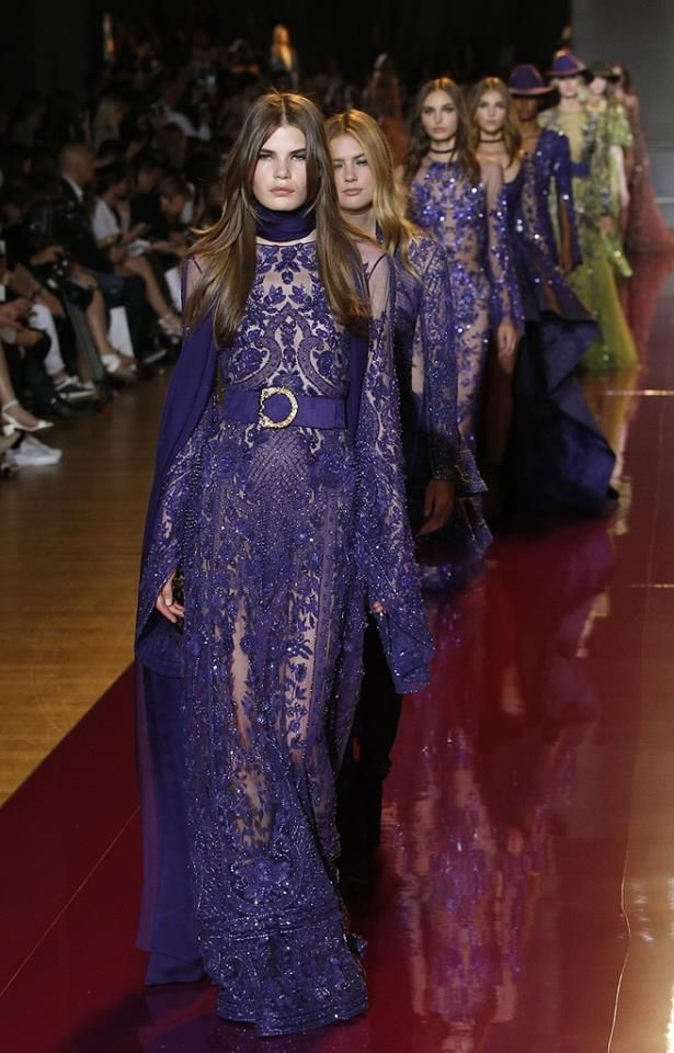 Zuhair Murad Fall Winter 2016 Couture Collection