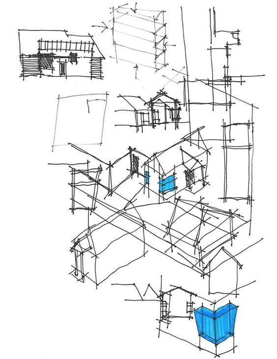99 Inspiring and Easy Cool Things to Draw for Architects by