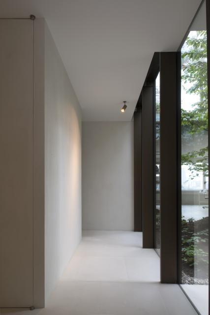 Penthouse in Antwerp Belgium by Hans Verstuyft Architecten