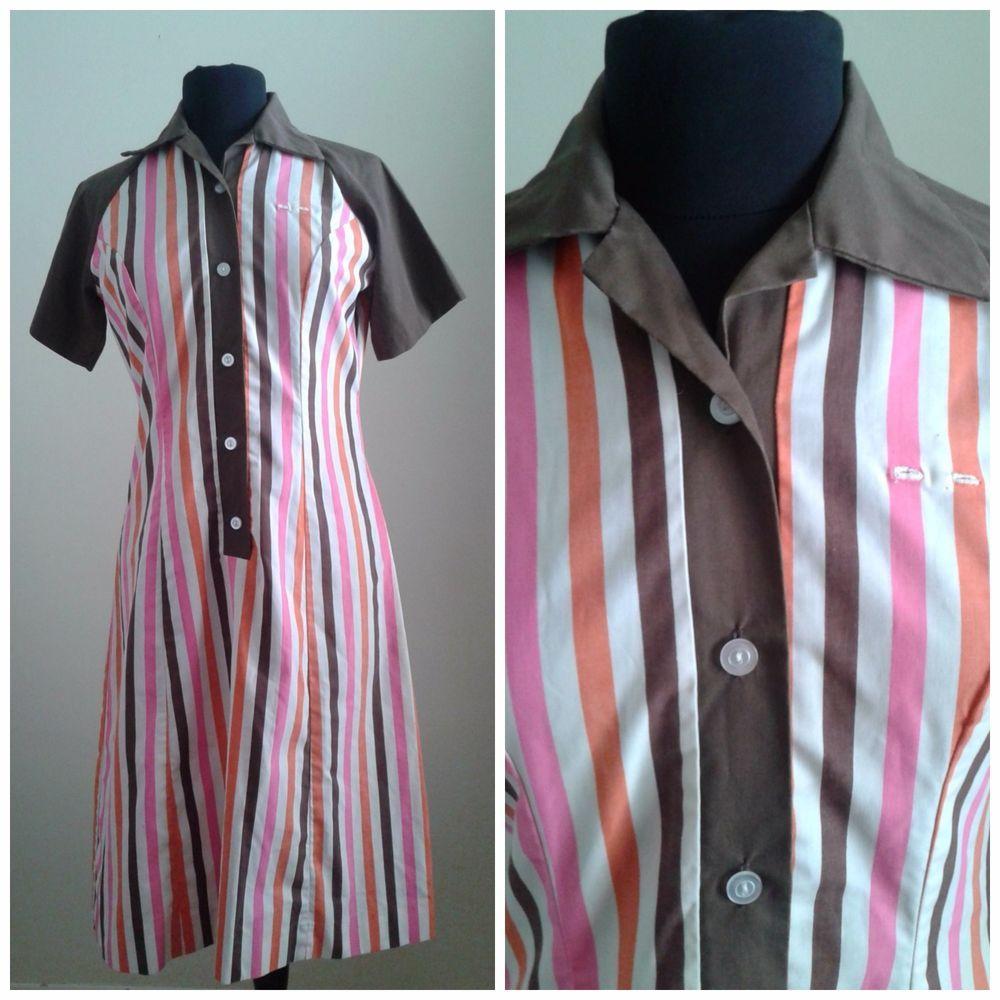 Vintage Baskin Robbins 31 Original Uniform Collectible