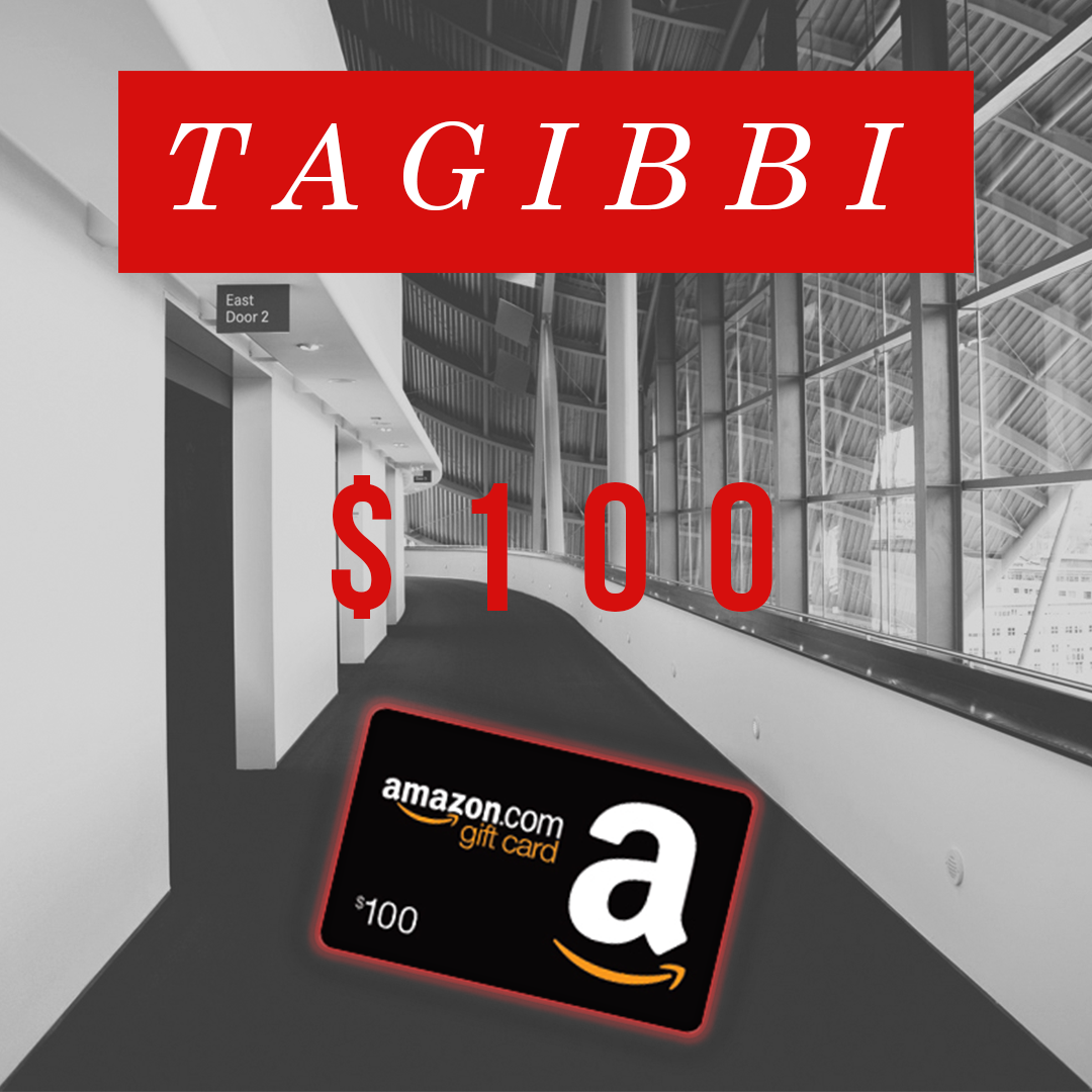 Tagibbi 100 amazon gift card giveaway projects to try tagibbi 100 amazon gift card giveaway 1betcityfo Gallery
