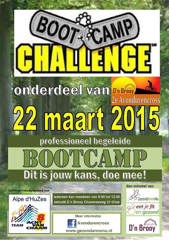 Gezond Anno Nu – Bootcamp Challenge 2015